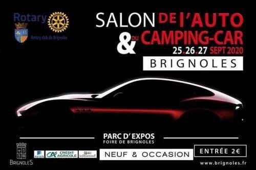 Salon de l'auto et du camping car