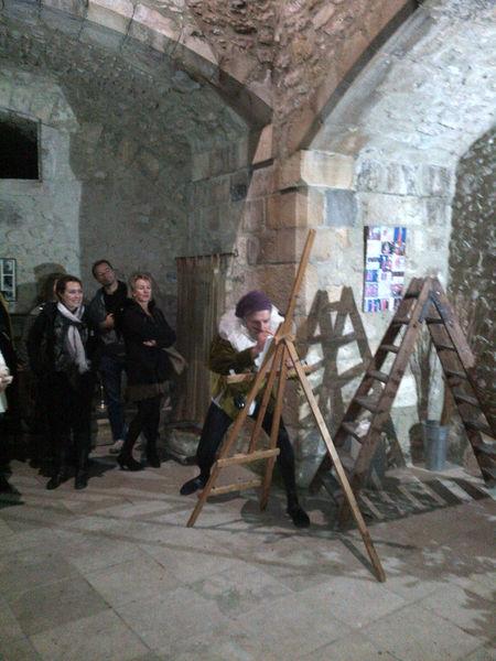 Visite de groupes thématique - Les fantômes racontent lHistoire à Viviers