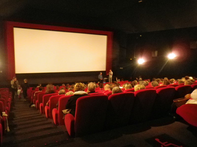 Cinema Les Aiguilles