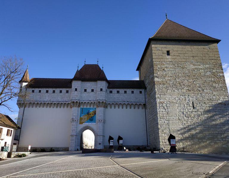 musée château d'Annecy