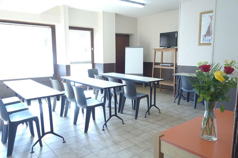 Salle de réunion ou classe