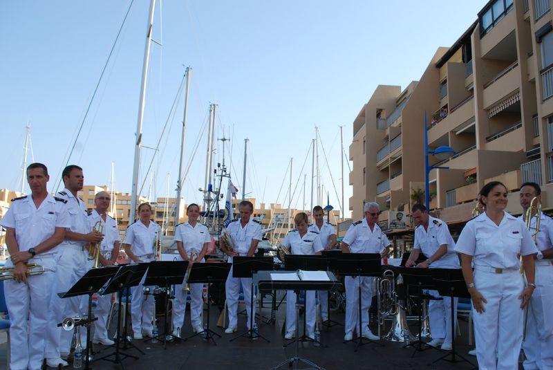 Concert de Musique des Équipages de la Flotte