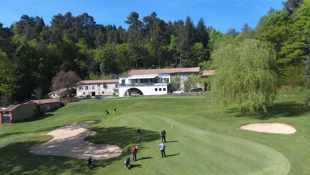 Golf Club de Mazamet La Barouge
