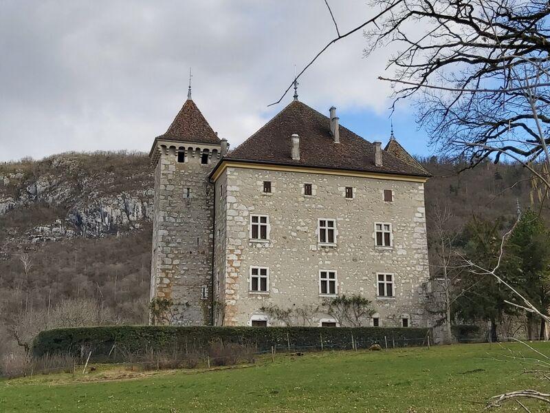 Vieux village de Duingt