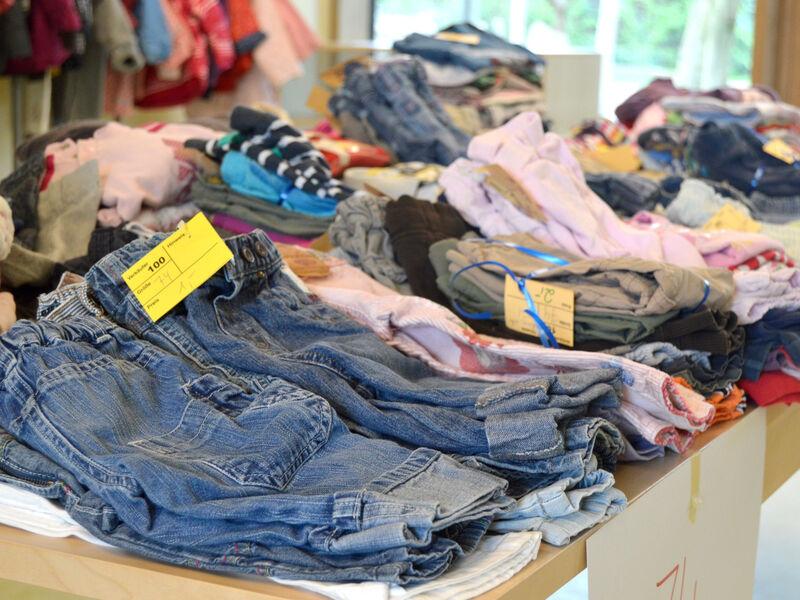 vêtements-bourse-échange