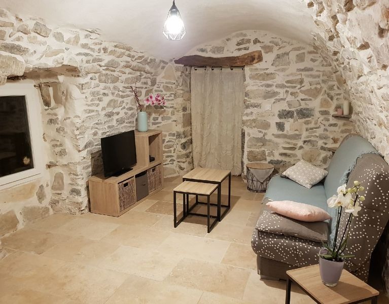 Gîte du Pleidieu à Châteauneuf-Val-Saint-Donat