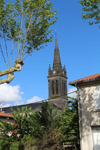 Église Notre-Dame du bon secours de Villefranche D'Albigeois