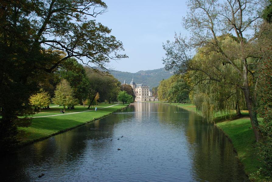 Parc du Domaine de Vizille