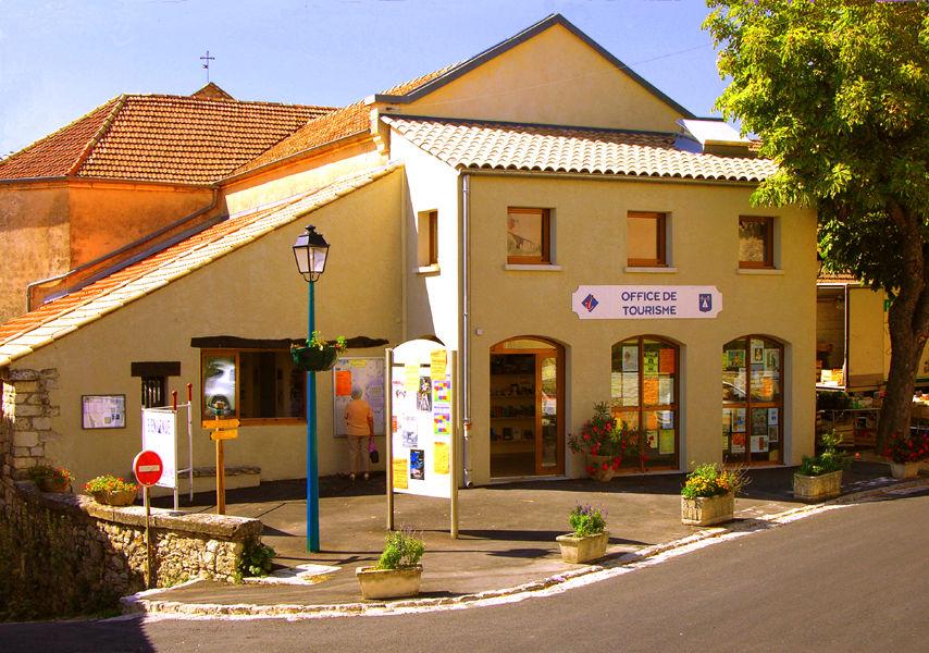 Bureau d'accueil du tourisme de Reillanne