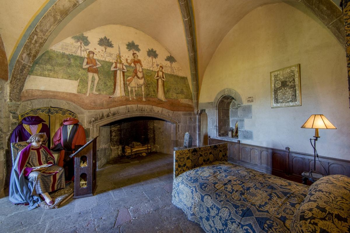 Pesteils Castle