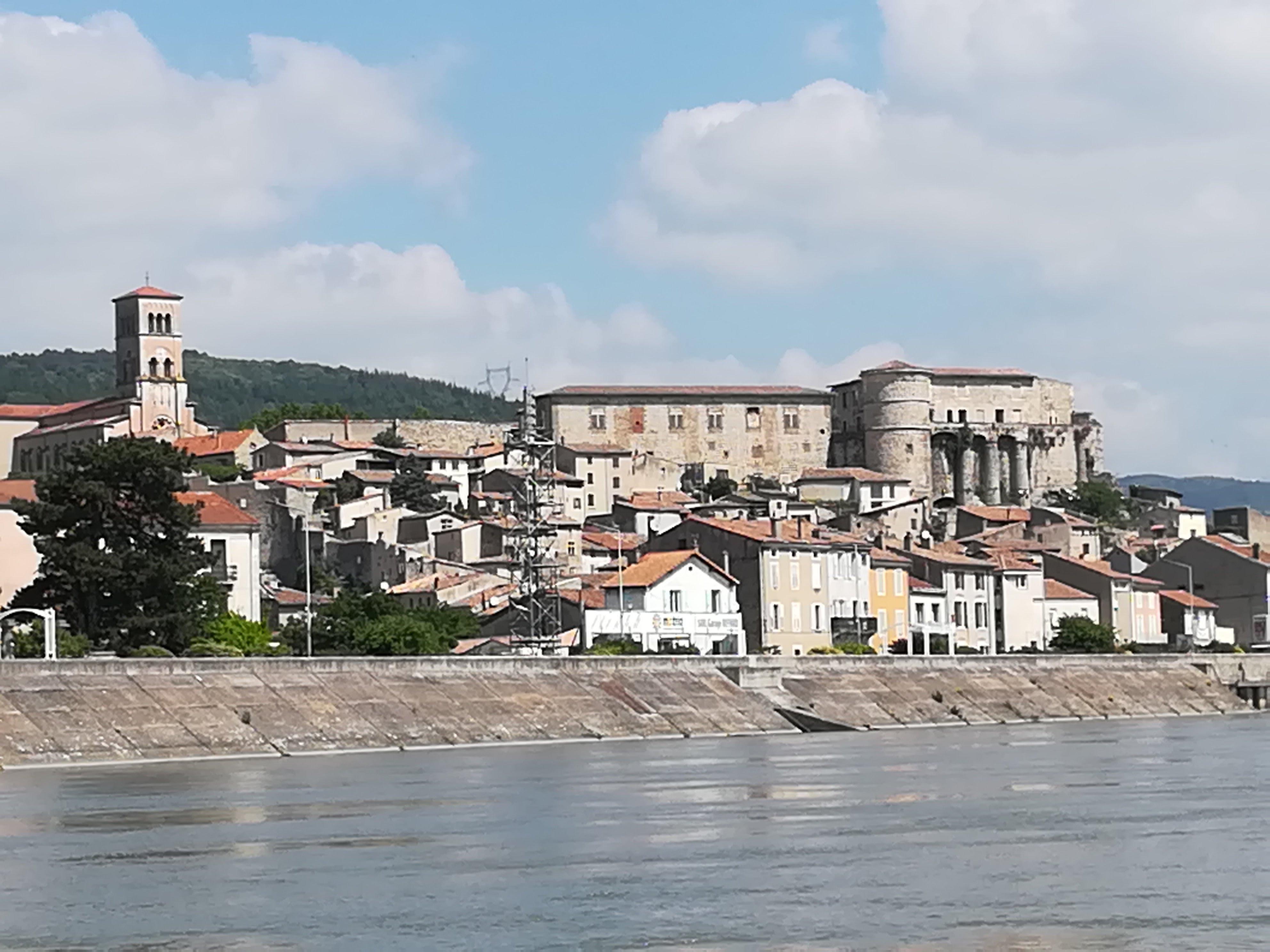 Events…Put it in your diary : Visite guidée du village de La Voulte-sur-Rhône : La Voulte-sur-Rhône à l'ombre du château