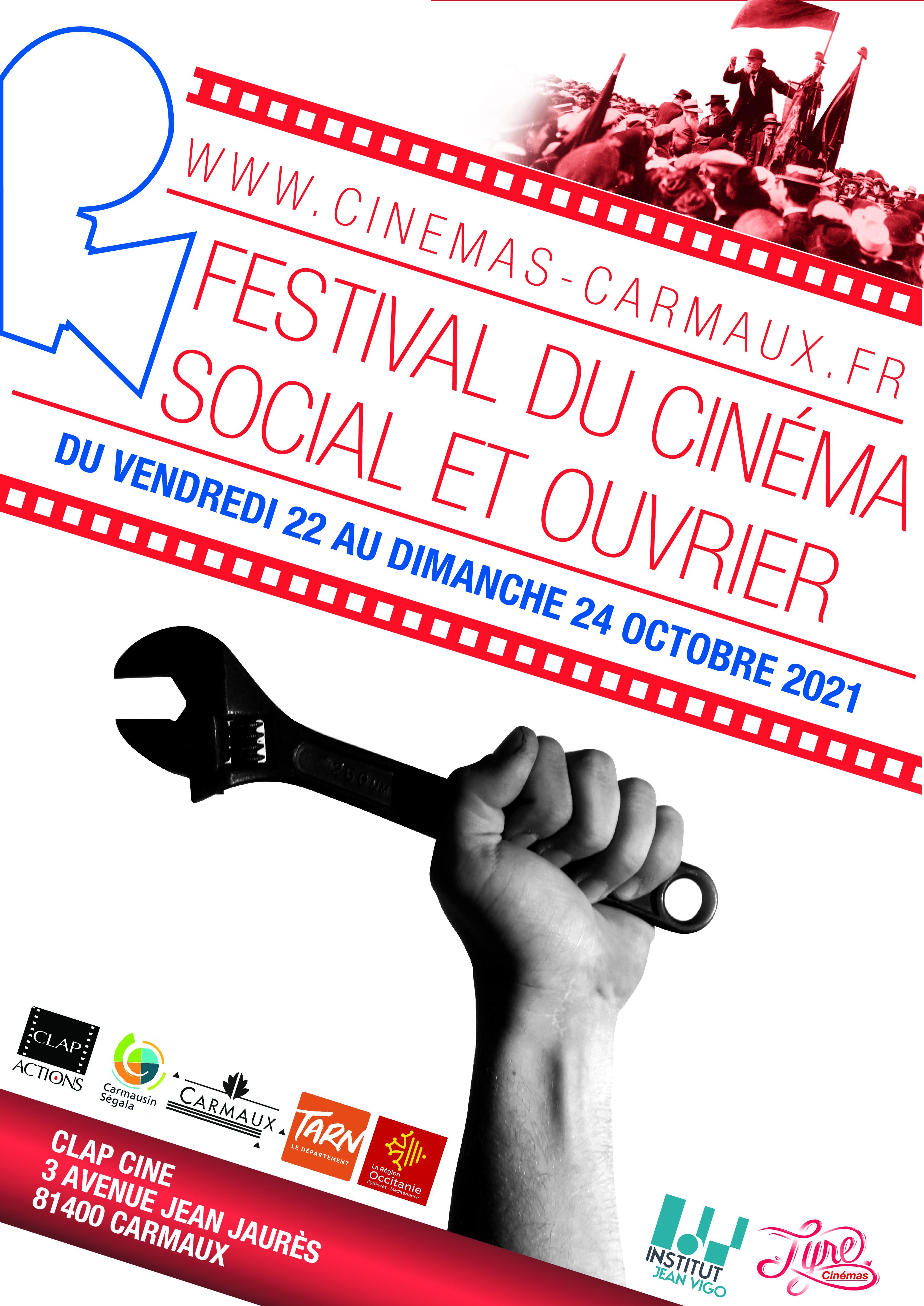 Illustration de Festival du cinéma social et ouvrier