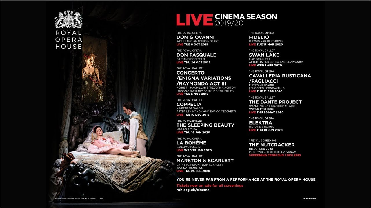 Ciné Opéra : Cavalleria Rusticana - Pagliacci