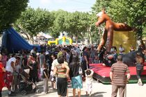 Festival des structures gonflables - Vals-les-Bains