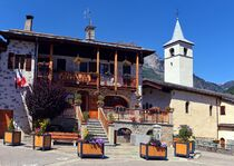 Eglise de Villaroger