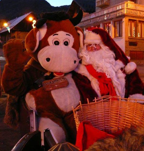 The Santa Claus Parade