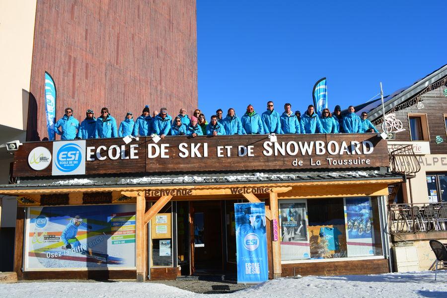 International Ski School-ESI