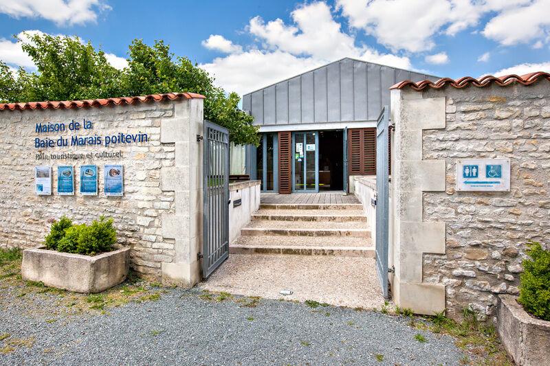 Maison de la Baie du Marais Poitevin