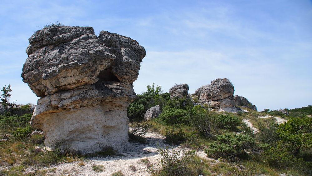 Forcalquier - Site naturel et sensible Les Mourres