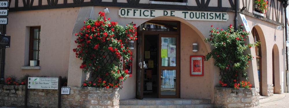 Bureau d'information touristiqu