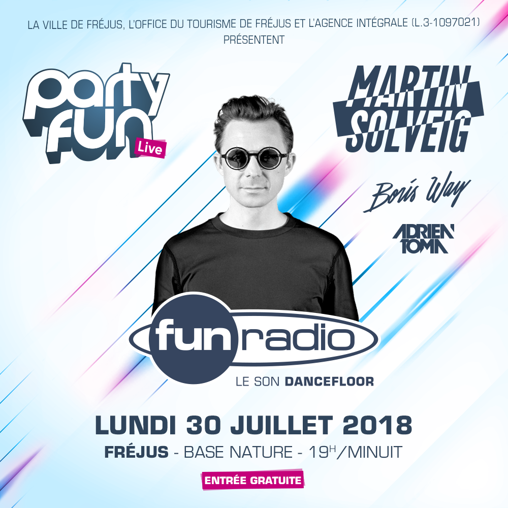 Party Fun by Martin Solveig