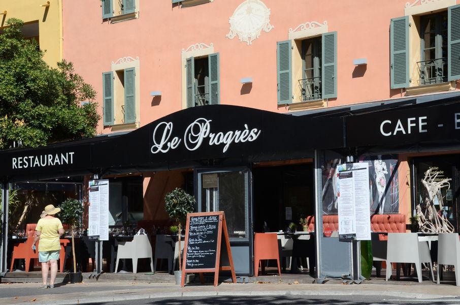Le Café du Progrès - Plats à emporter