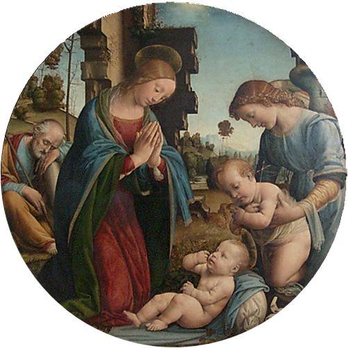 Nativité de Lorenzo di Credi