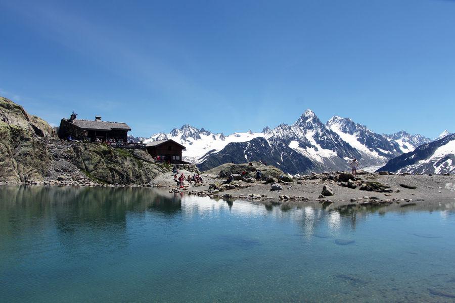 Tour du Mont Blanc en 12 jours