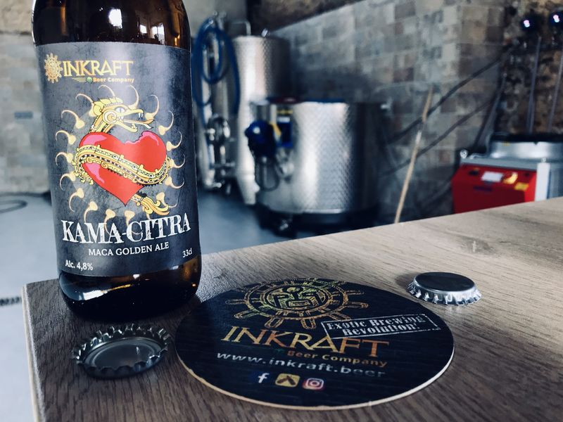 Inkraft Beer Company