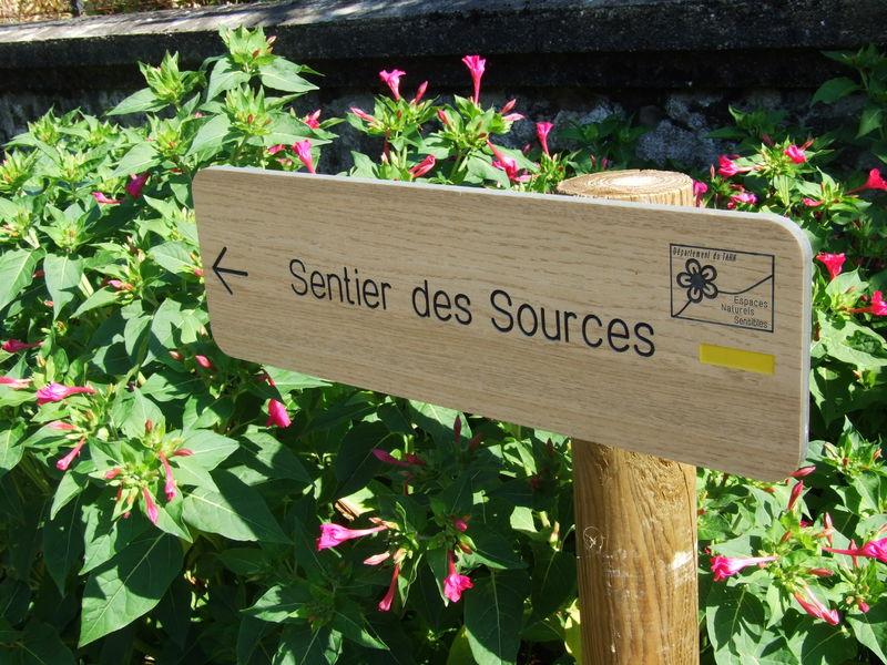 Sentier des Sources