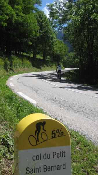 Borne cyclo