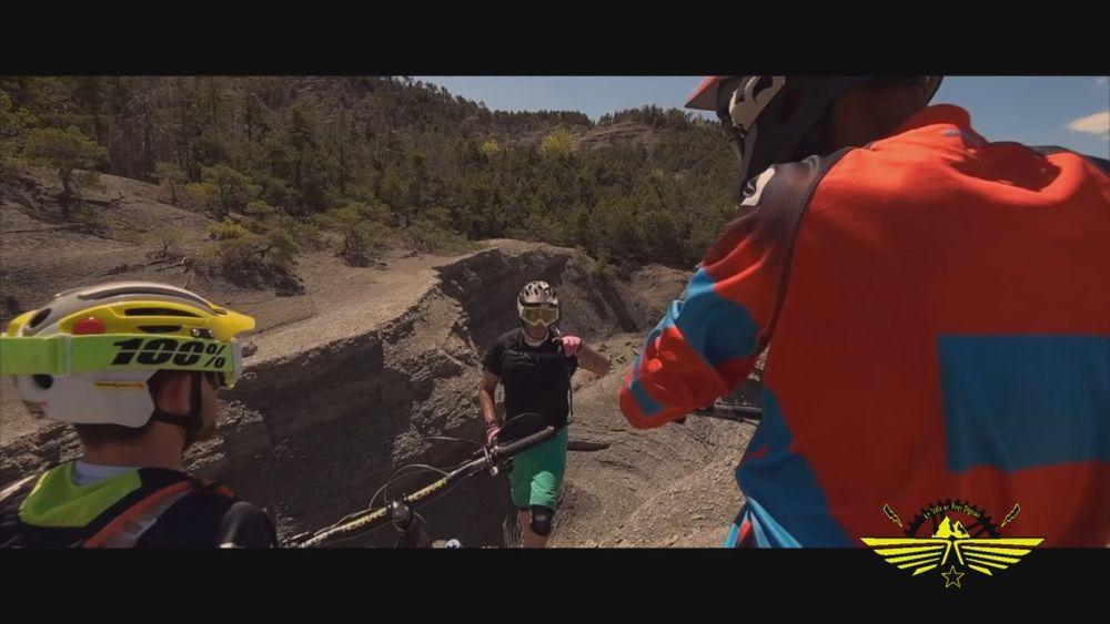 Dan Roblin - Le Vélo en Pays Dignois