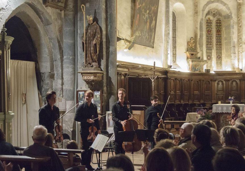 Eglise de Monêtier les Bains - ©C.Samuels