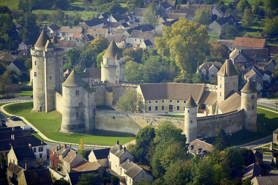 Château de Blandy-les-Tours | Seine-et-Marne Attractivité