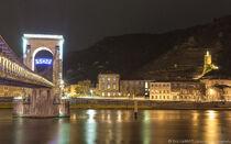 D'une rive à l'autre : visite nocturne - Tournon-sur-Rhône