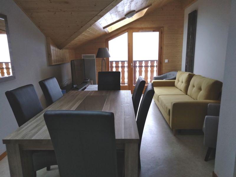 Appartement «SP25» dans résidence – 60m² – 2 chambres – Le Yeti Immo.