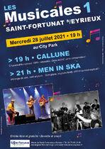 Les Musicales - Saint-Fortunat-sur-Eyrieux