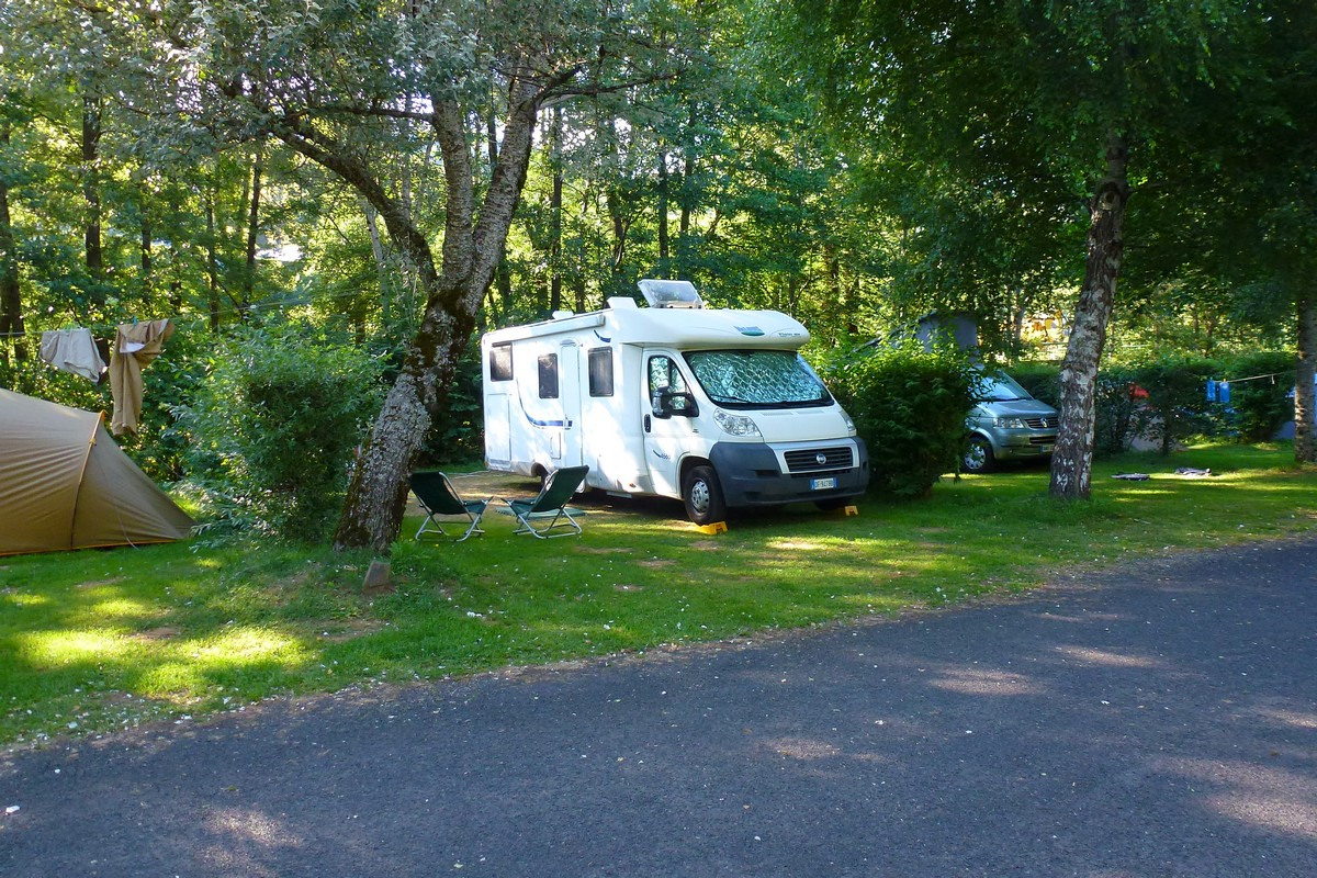 Camping des Blats