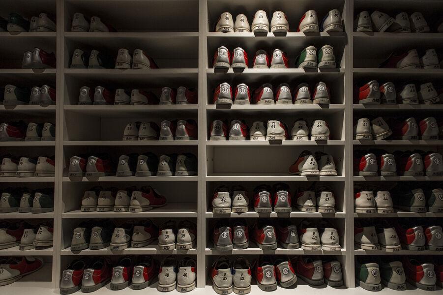 Chaussures de bowling
