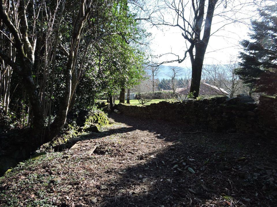 Randonnée les hauts de Roussoulps - Pont de Larn