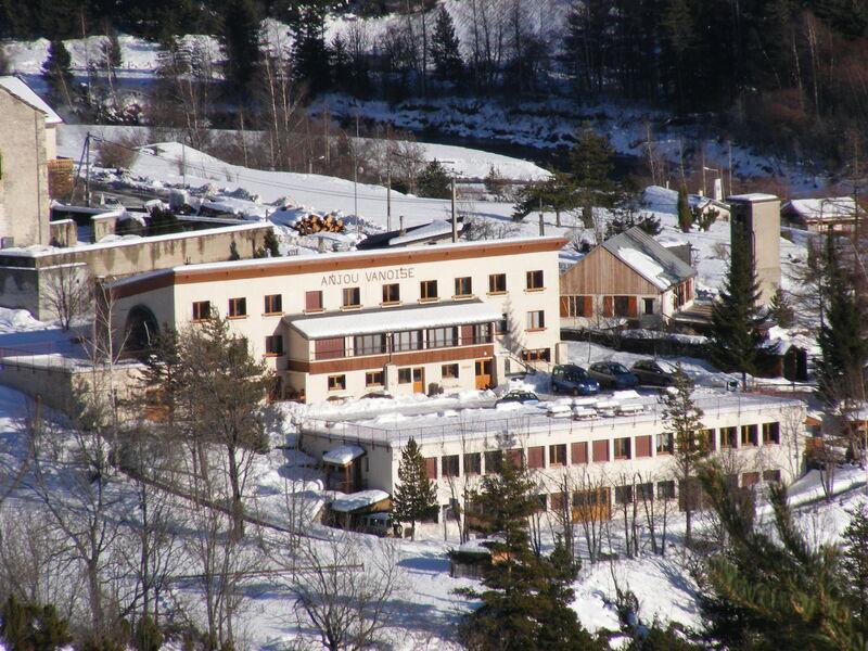 Centre de vacances Anjou Vanoise à Val Cenis-Sollières
