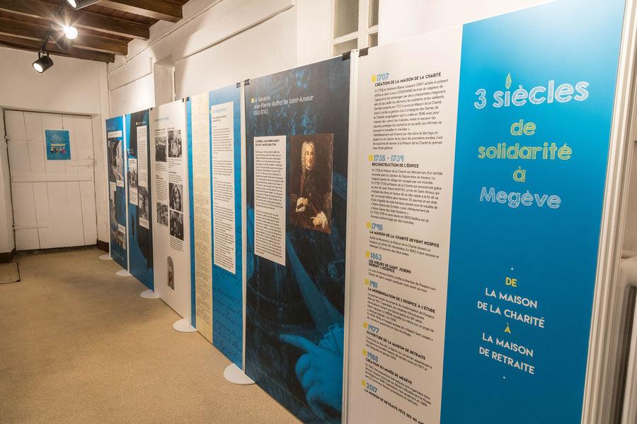 Fermé jusqu'à nouvel ordre - Musée de Megève