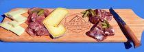 Planche de produits régionaux