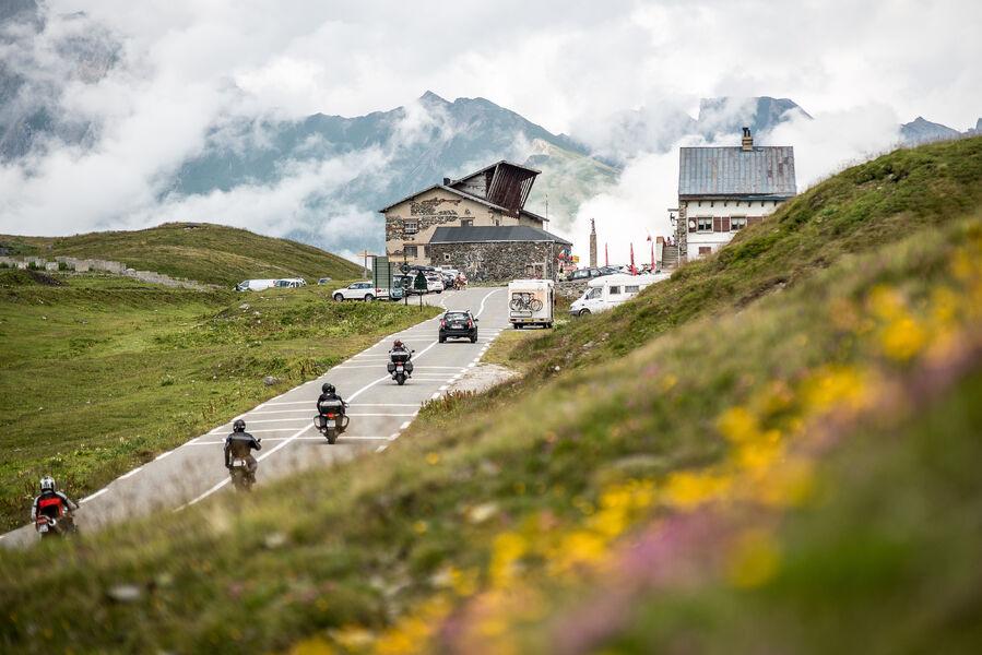 Route du Col du Petit St Bernard