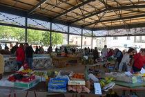 Marché hebdomadaire - Tournon-sur-Rhône