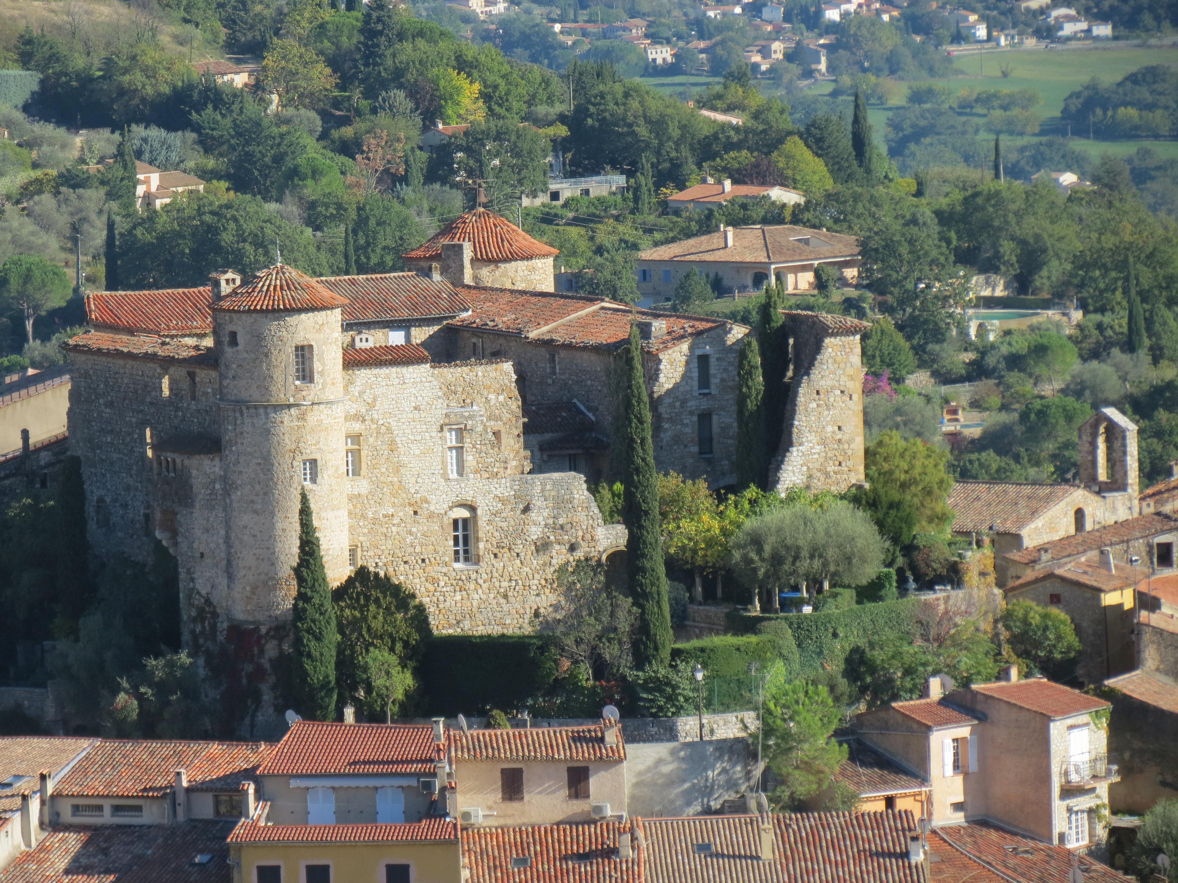 village de Callian