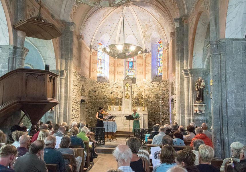 Eglise du Chazelet - ©C.Samuels