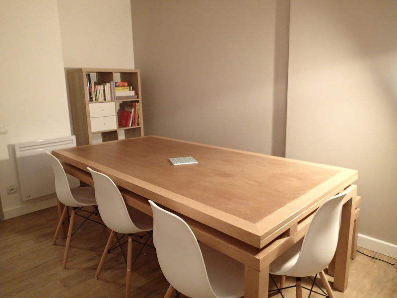 Montquitaine table - laurie martin
