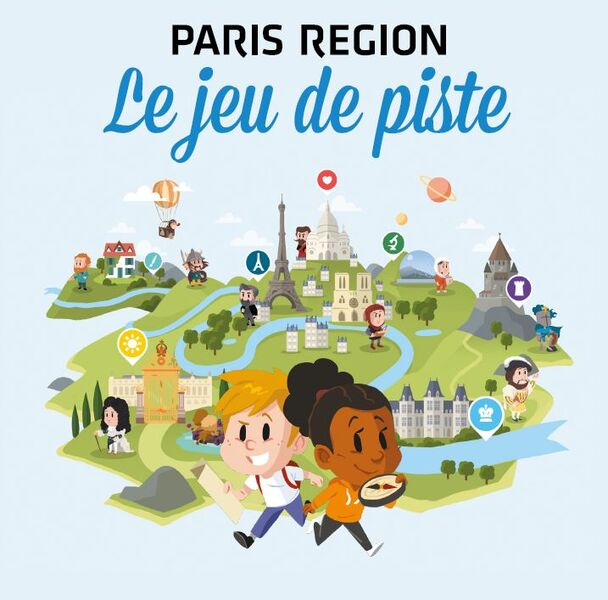 """Jeu de Piste autour de Vincennes """"Paris Région Aventure"""""""
