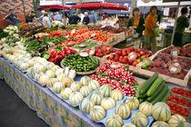 Marché des produceurs locaux à Lagorce - Lagorce